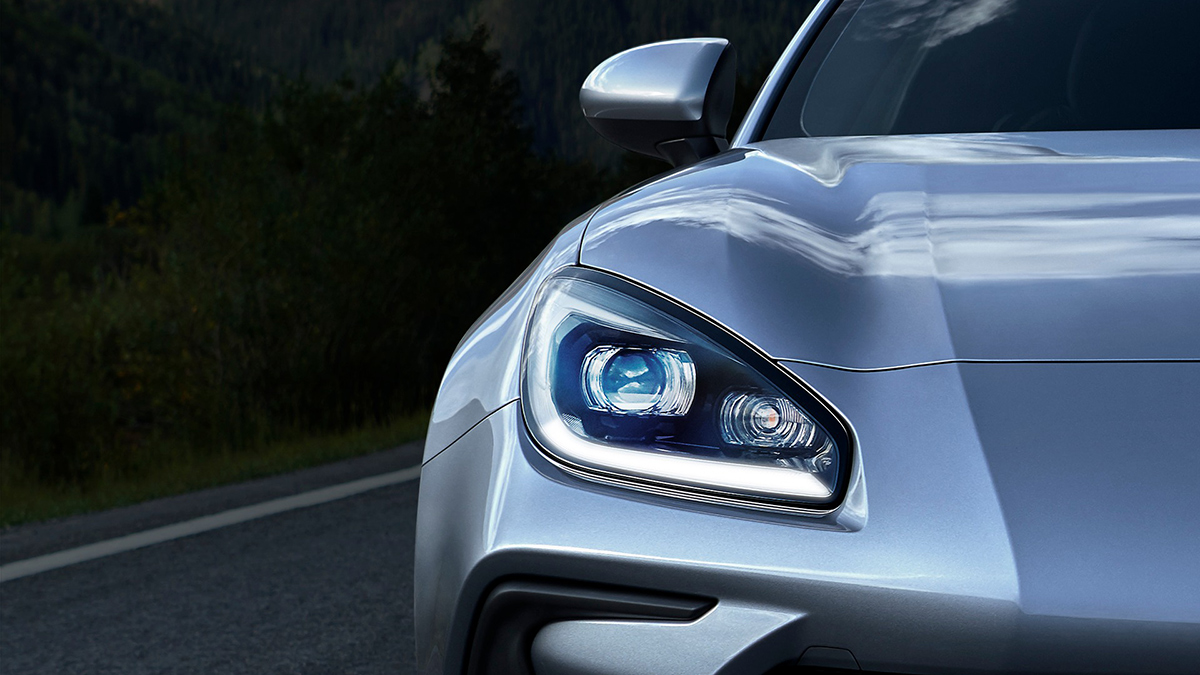 Redesigned 2022 Subaru BRZ teased ahead of November 18 reveal