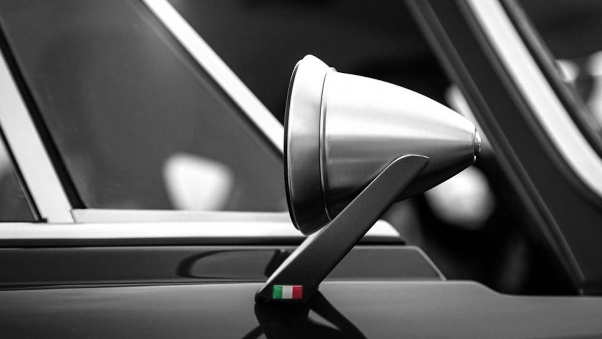 This is Totem Automobili's electrified Alfa Giulia GT restomod