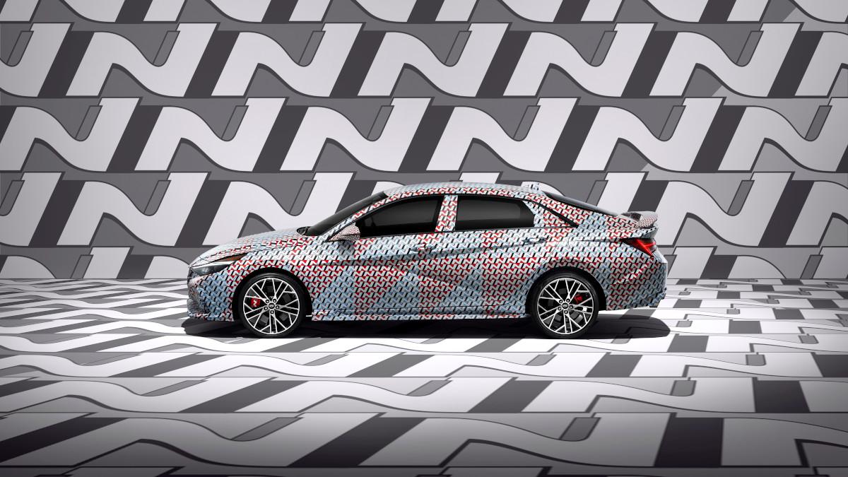 2021 Hyundai Elantra N: Specs, Features, Video, Photos, Teaser