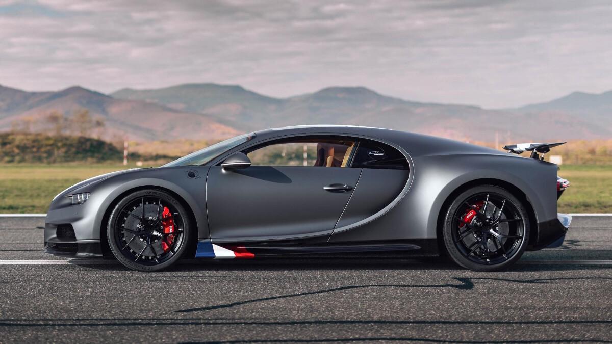 Bugatti Chiron Sport Les Légendes du Ciel: Price, Specs, Features