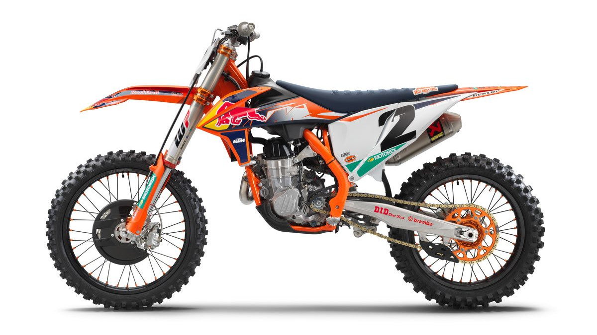 2021 Ktm 450 Sx-F Factory Edition For Sale in Macon, GA