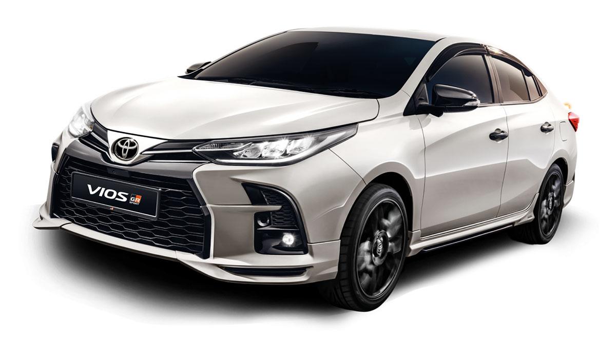 Toyota Vios GR-S concept