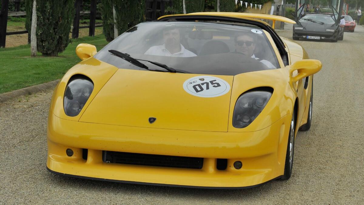 Lamborghini Calà