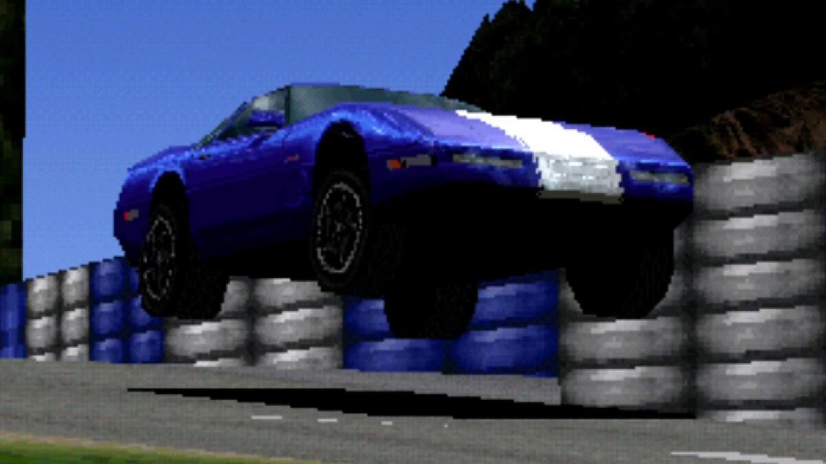 Grand Valley Speedway: Gran Turismo