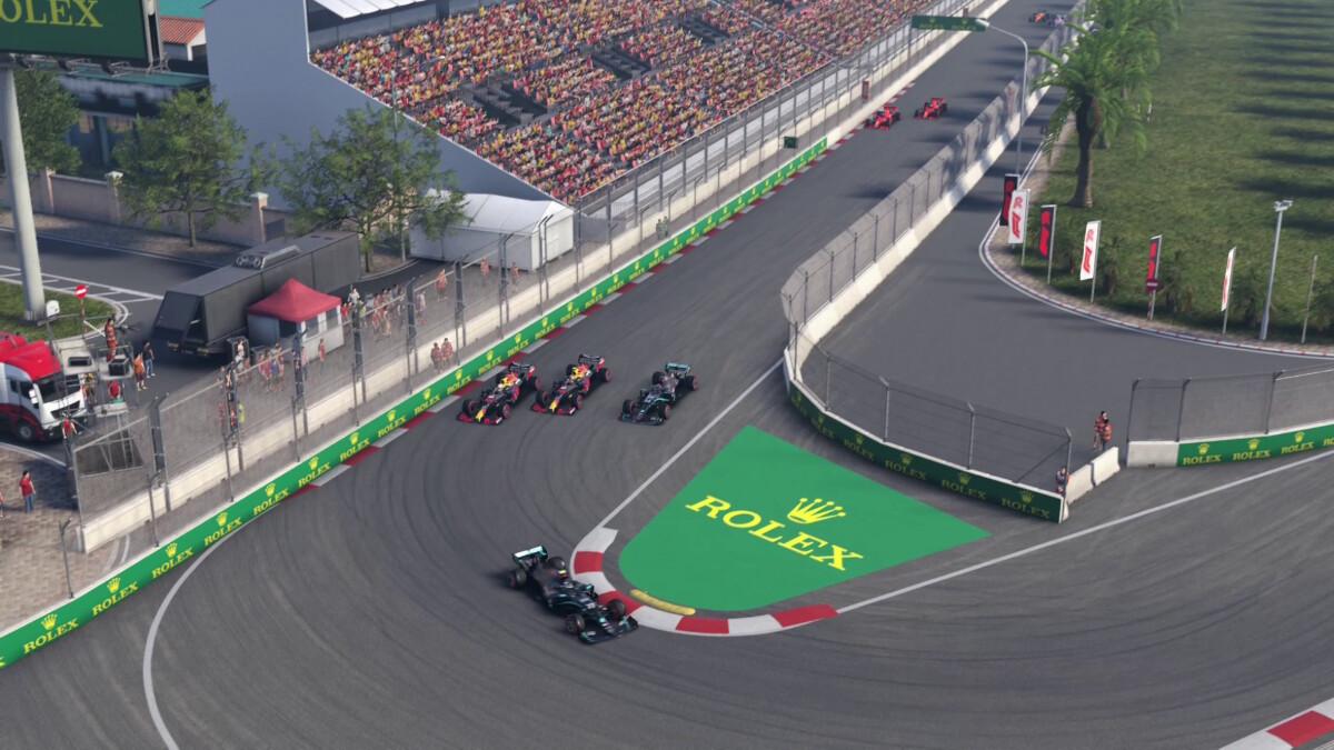 Hanoi: F1 2020