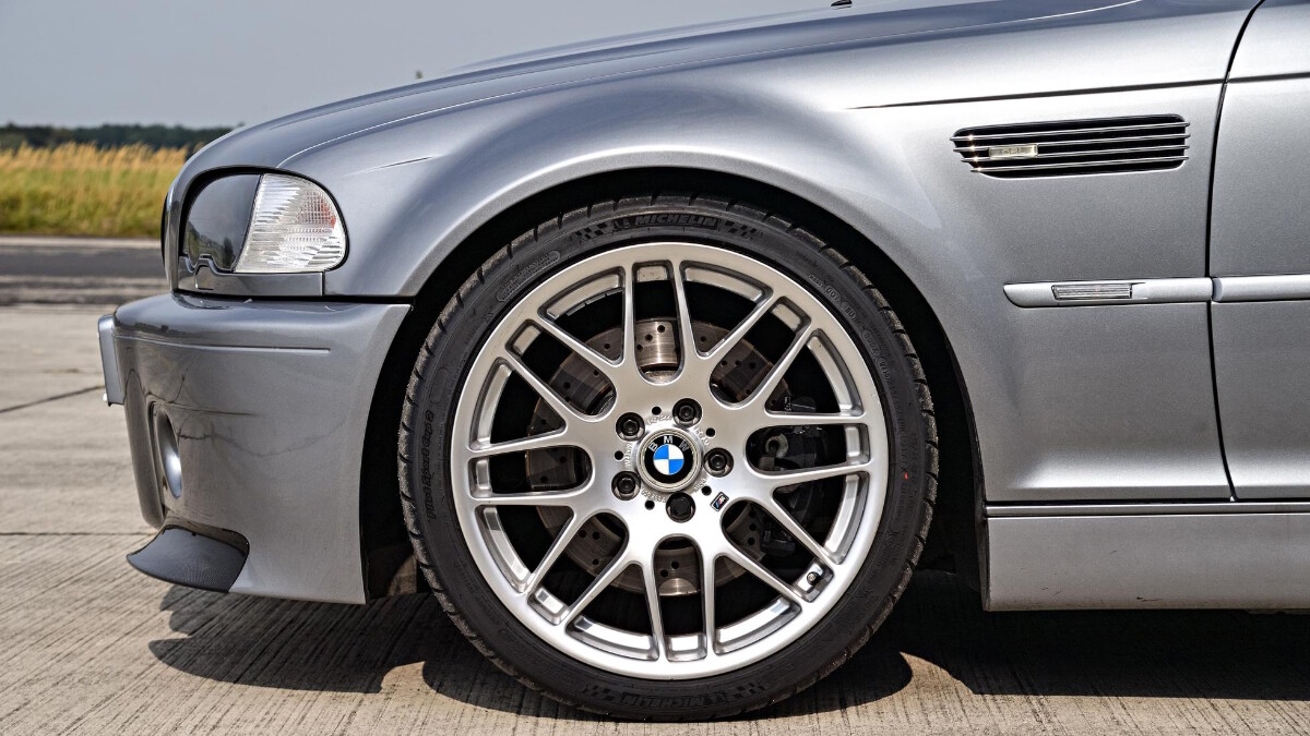 BMW M3 CSL - Front Wheel