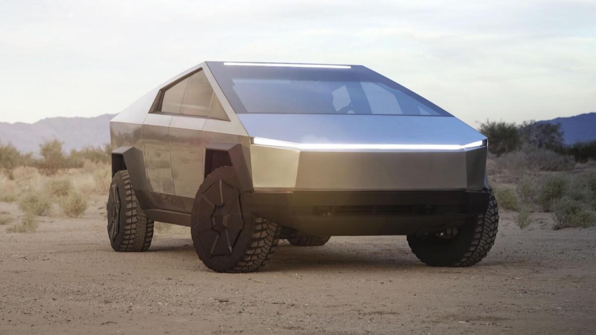 Tesla Cybertruck/Model S Plaid/Semi