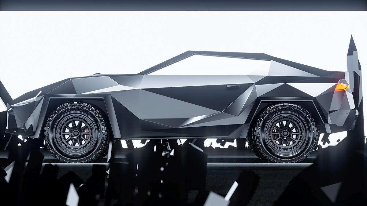 Toyota Cyber Supra - Profile