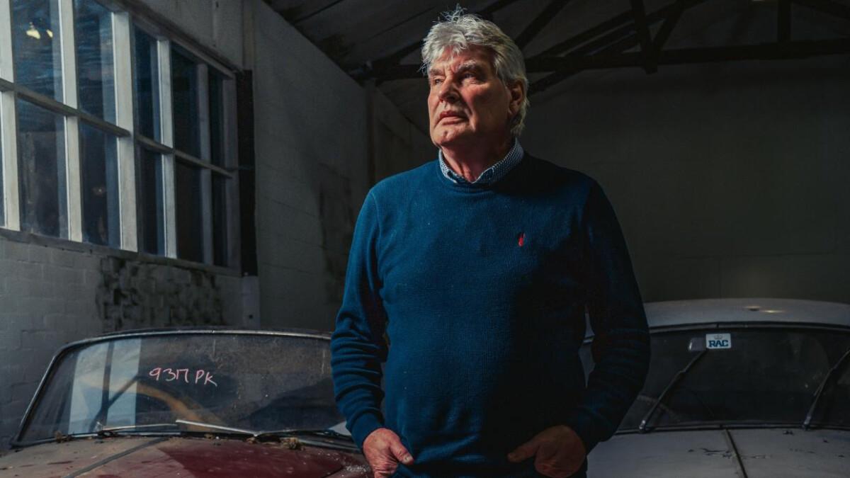 Alvis boss Alan Stote
