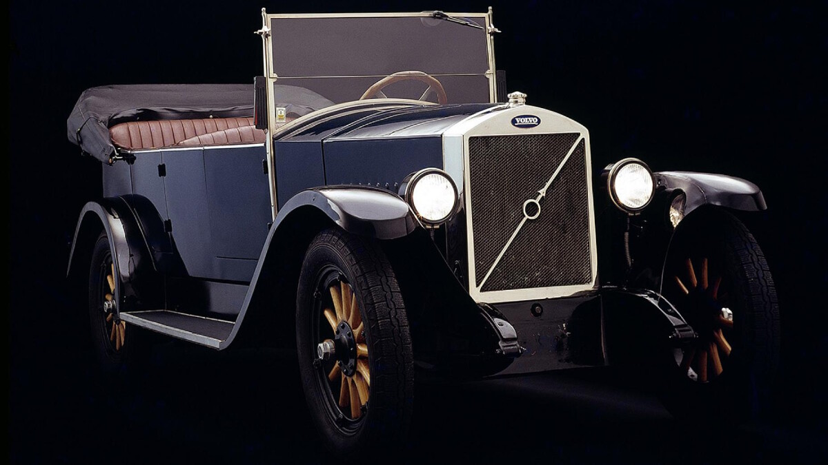 The Volvo Badge (1926)