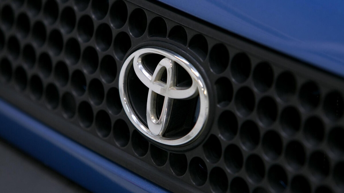 The Toyota Badge (1989)