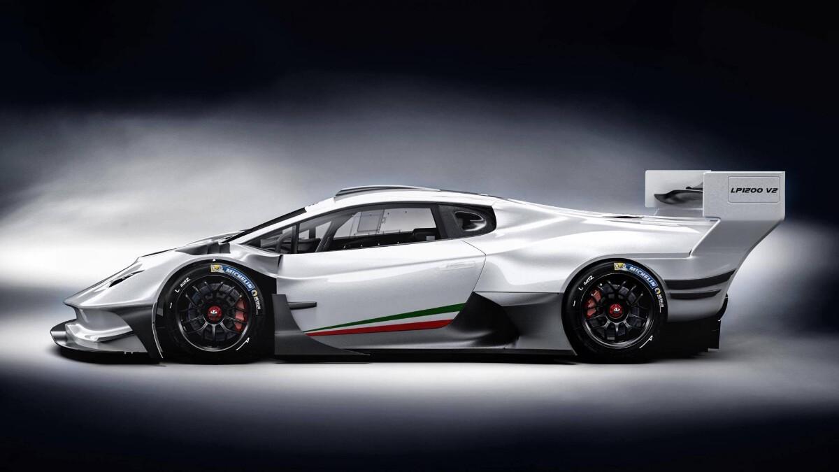 The Lamborghini Huracan Super Trofeo