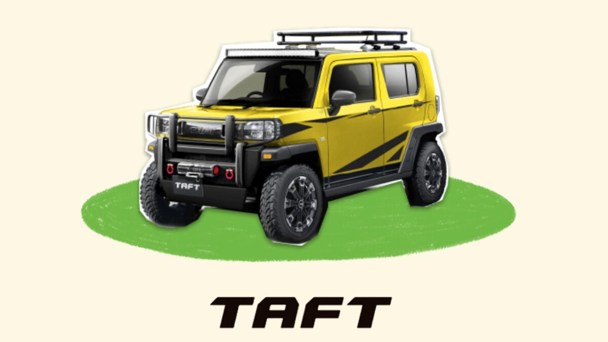 Daihatsu Taft - Tokyo Auto Salon