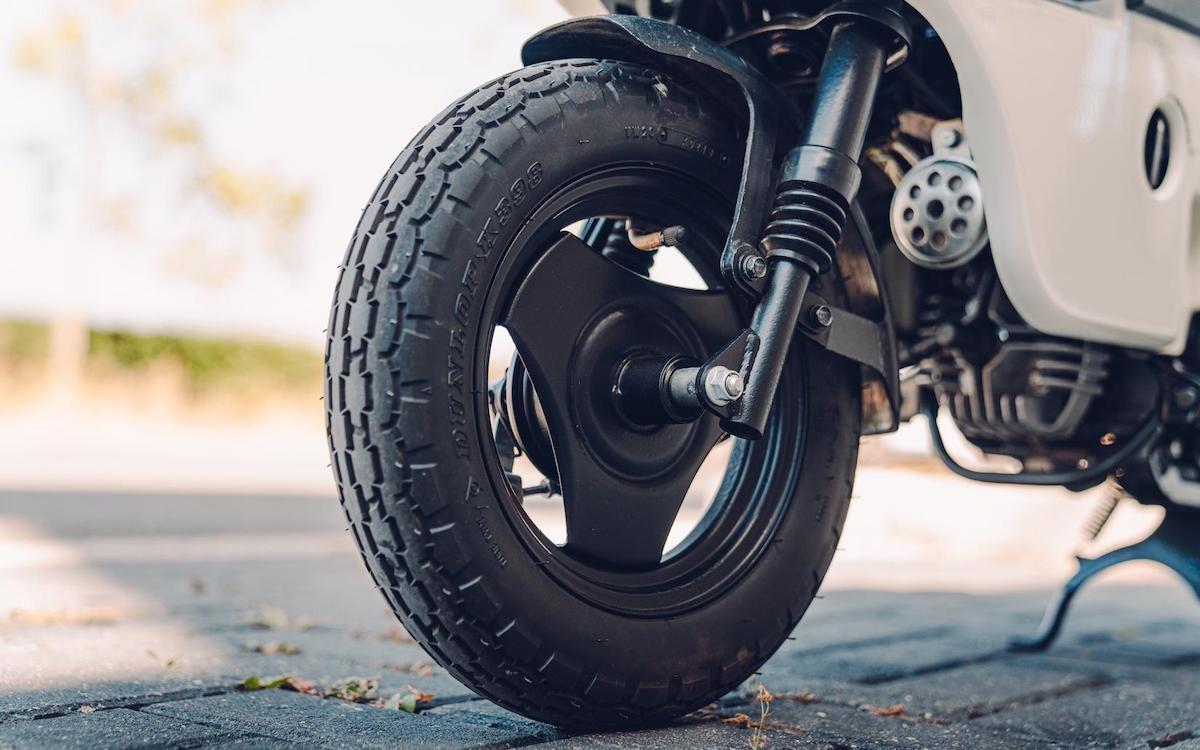 Honda Motocompo Wheels Feature