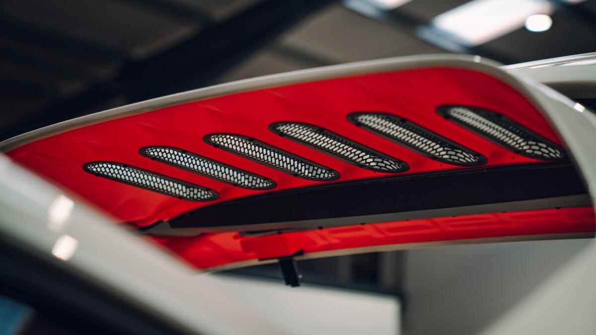 The Singer Porsche 911 All-Terrain Competition Study - Details