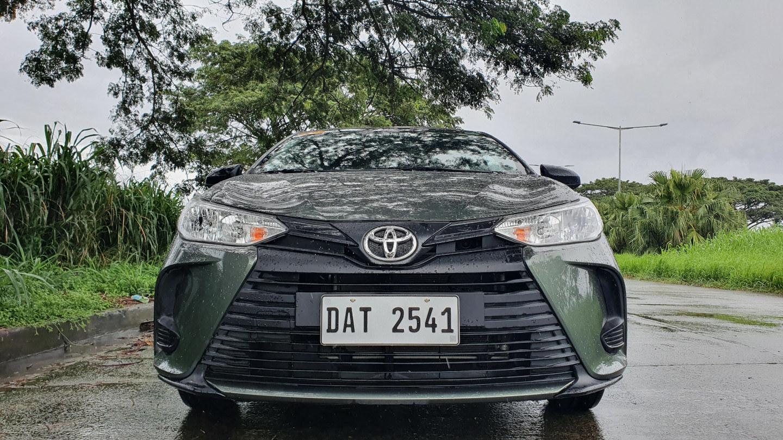 Toyota Vios 2021 - Front Profile