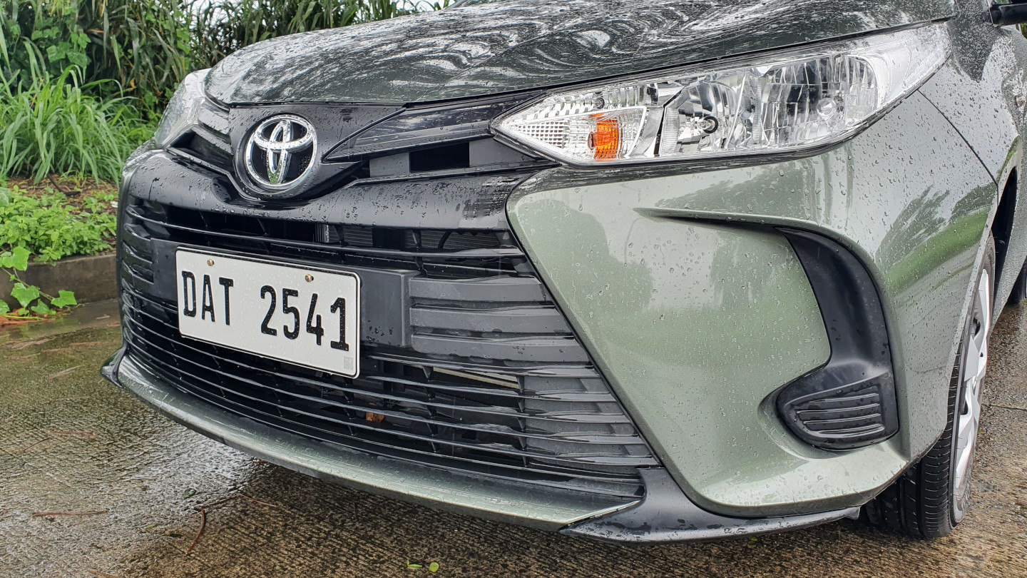 Toyota Vios 2021 - Front Profile Low