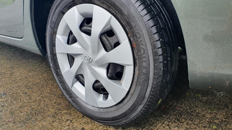Toyota Vios 2021 - Wheel