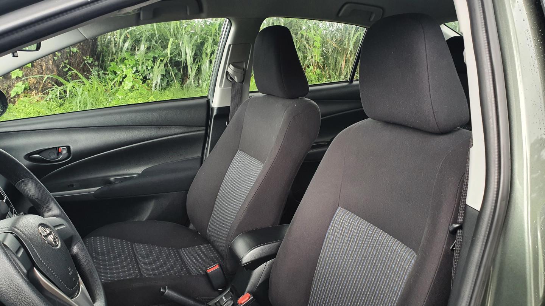 Toyota Vios 2021 - Interior Seats