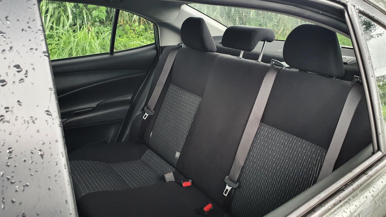 Toyota Vios 2021 - Passenger Seats