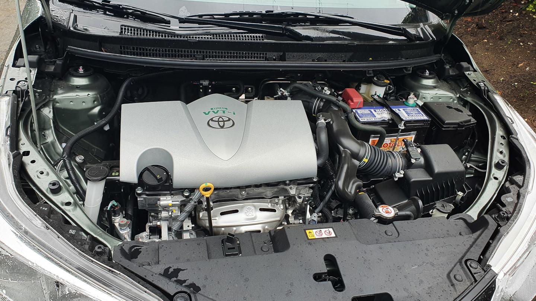 Toyota Vios 2021 - Engine