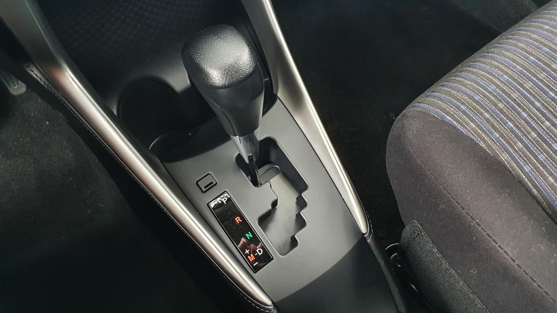 Toyota Vios 2021 - Gear Shift