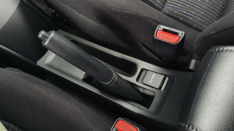 Toyota Vios 2021 - Parking Brake / Hand Brake