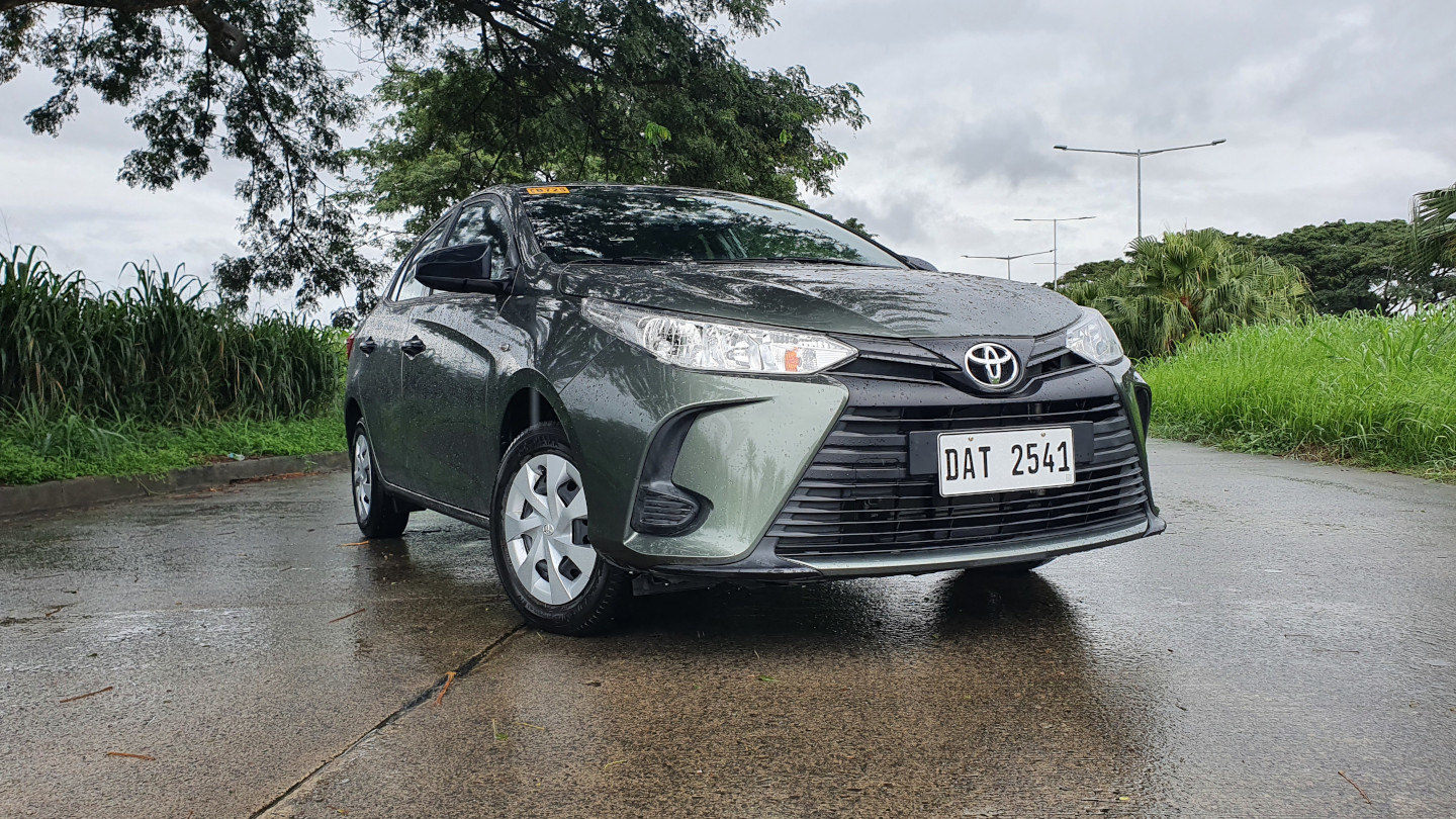 The Toyota Vios