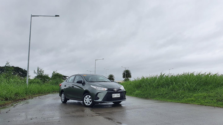 Toyota Vios 2021 - Wide Angle