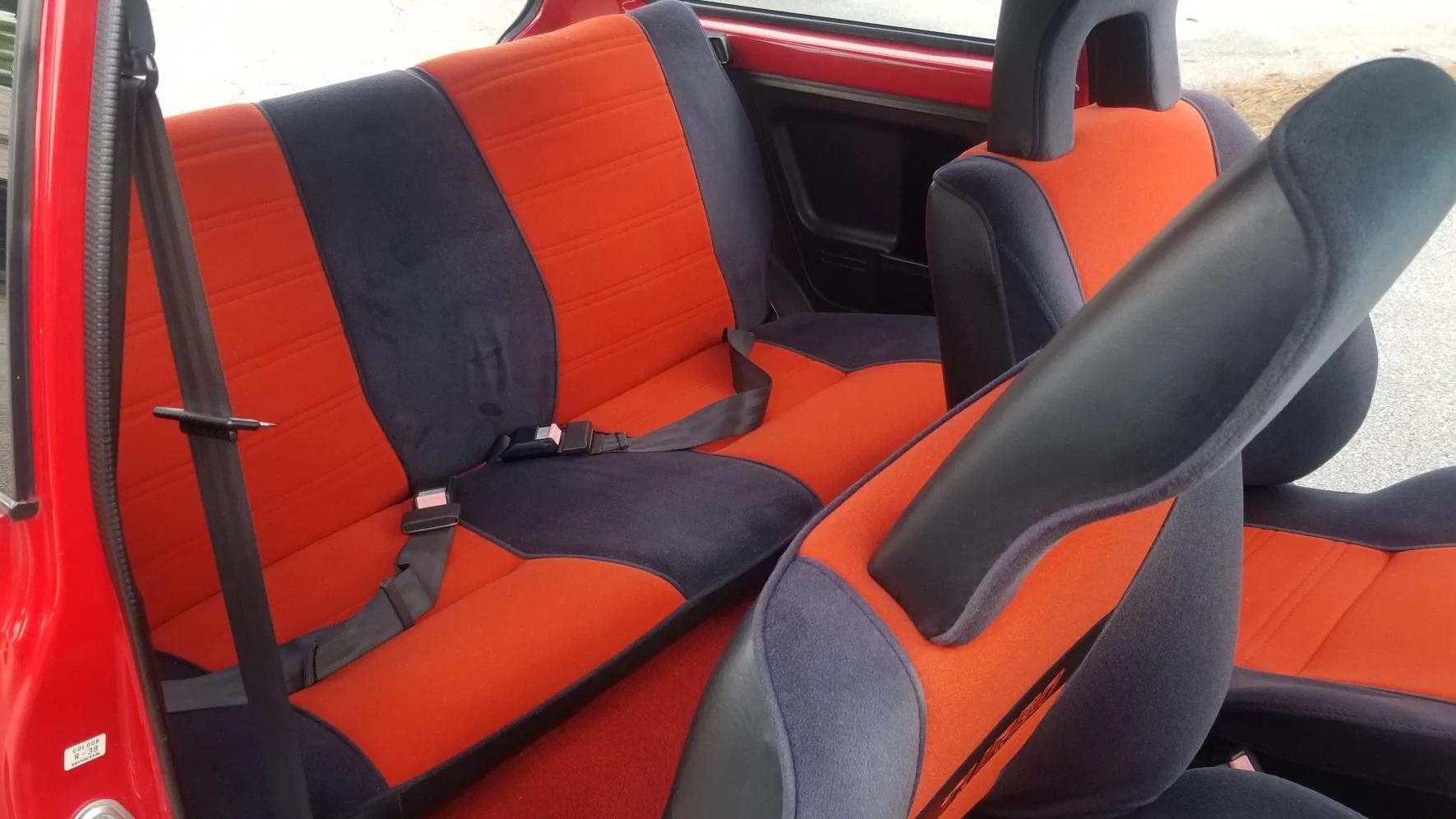 1983 Honda City Turbo trunk