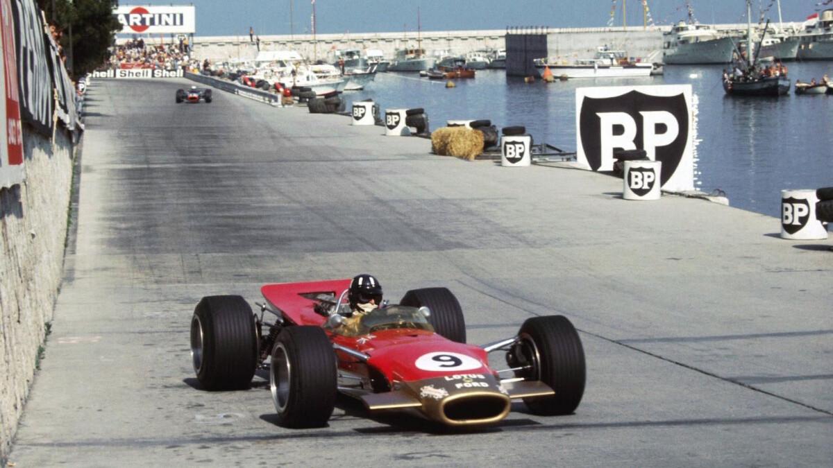 The Lotus 49