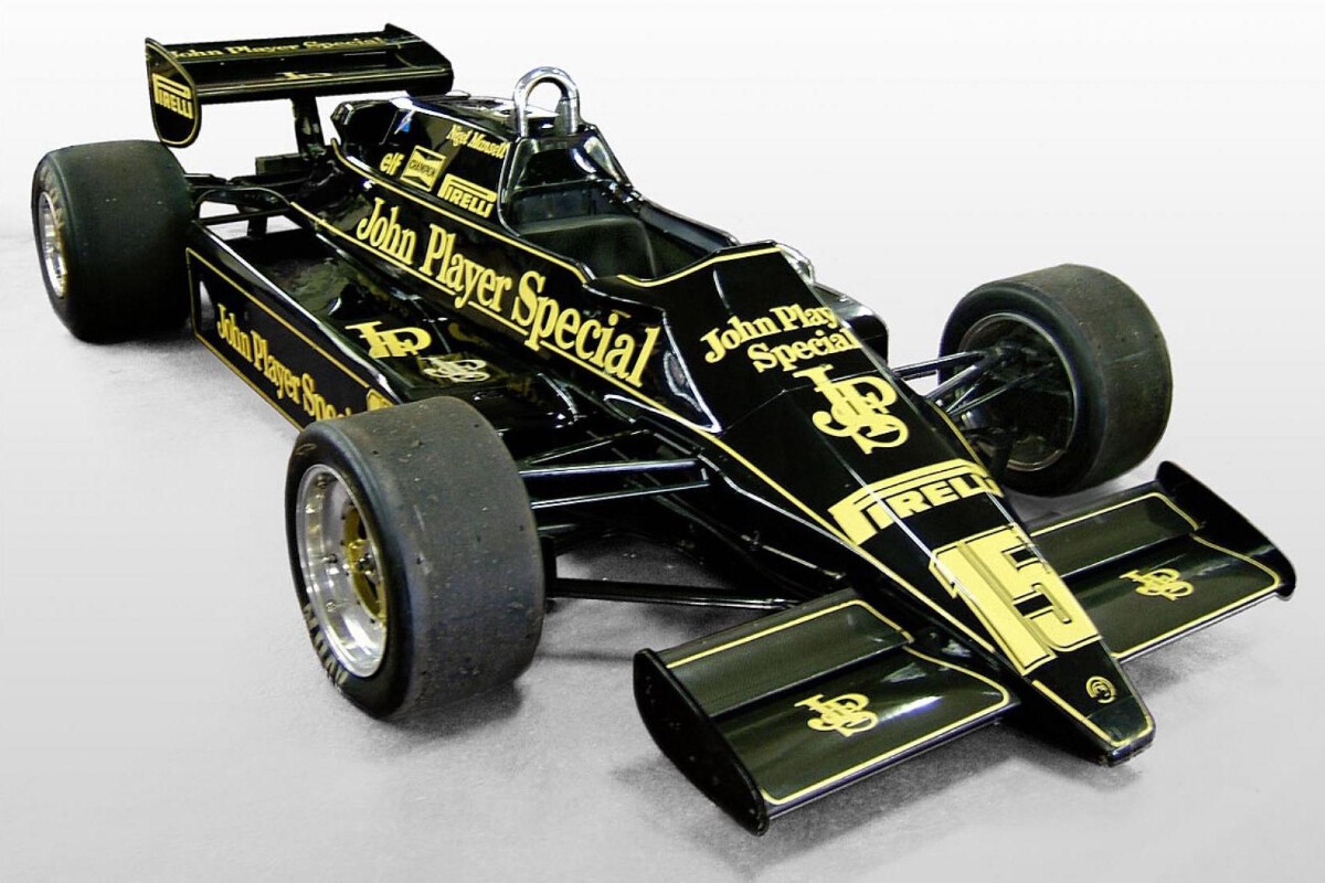 The Lotus 92