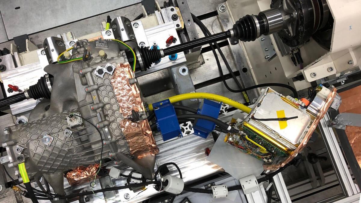Porsche 3D Printing EV Parts