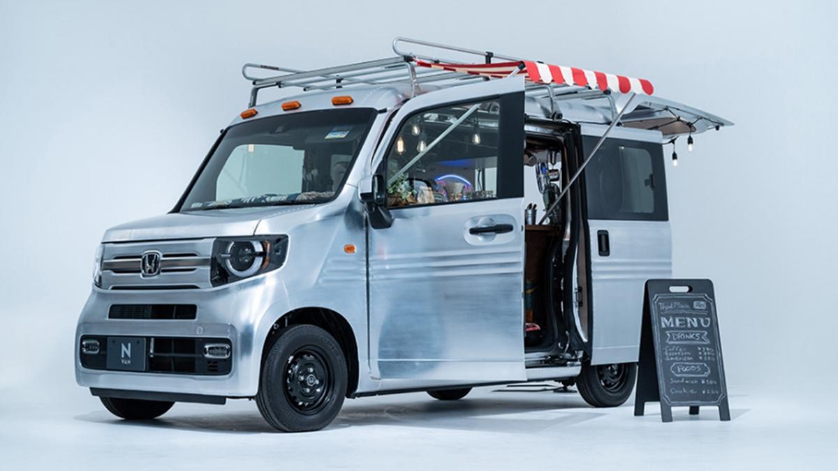 The Honda N-Van