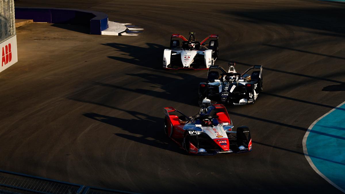 The Formula E