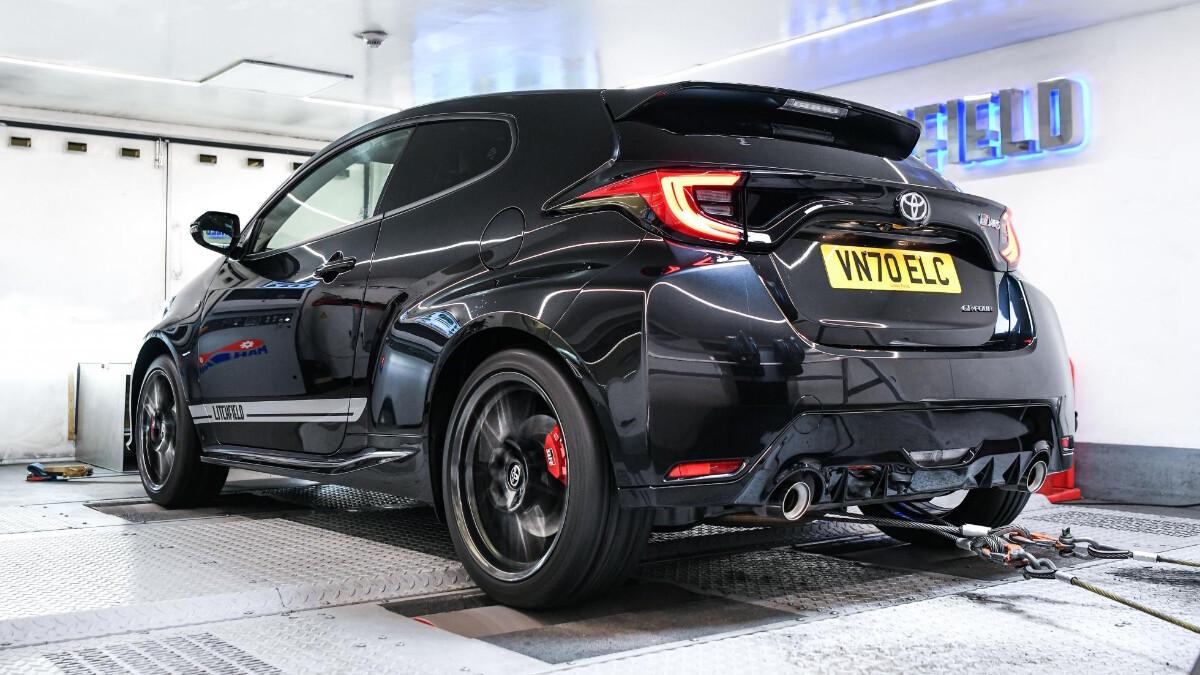 Litchfield-Tuned Toyota GR Yaris - Garage