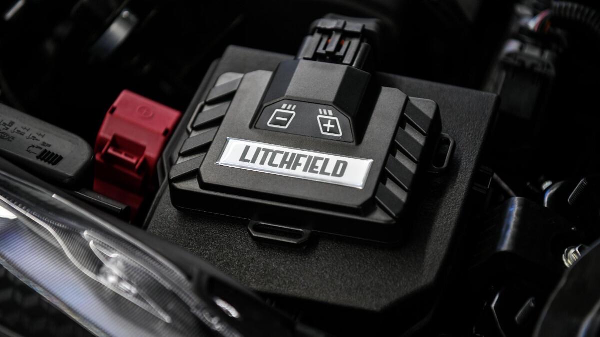 Litchfield-Tuned Toyota GR Yaris