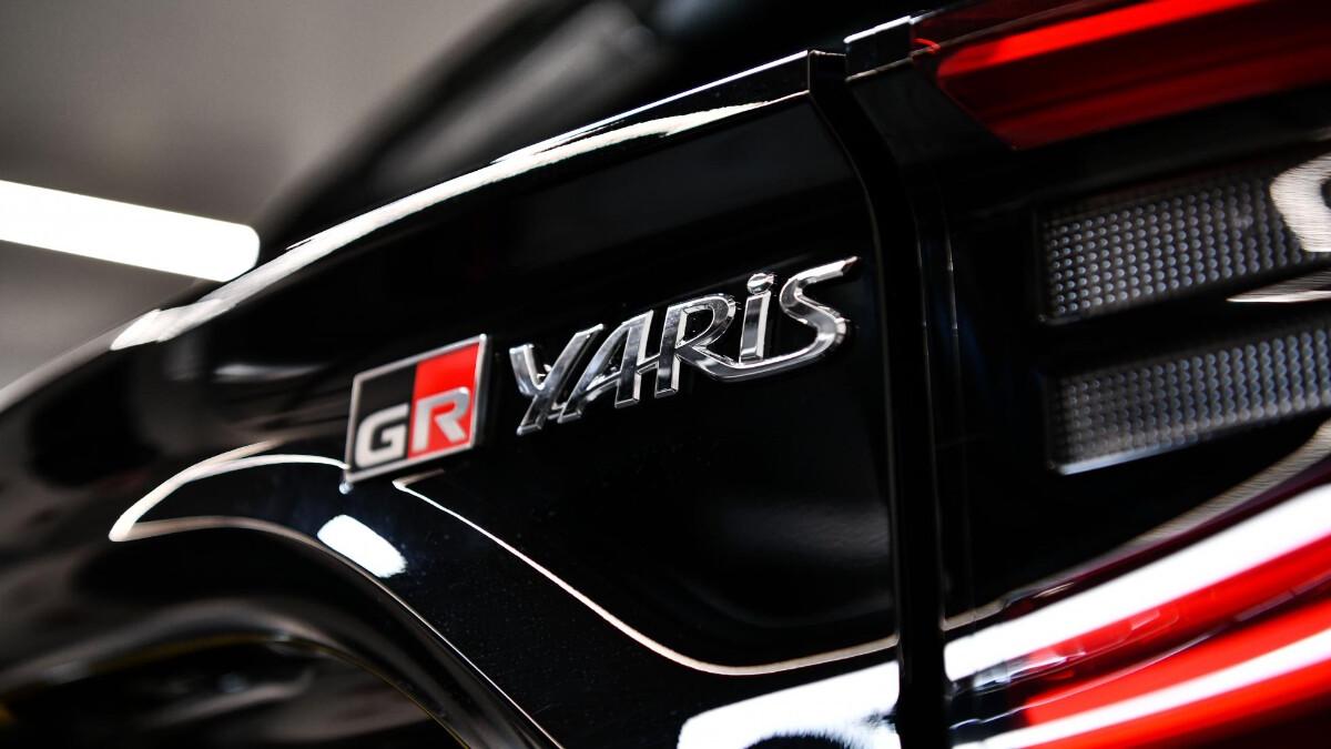 GR Yaris logo