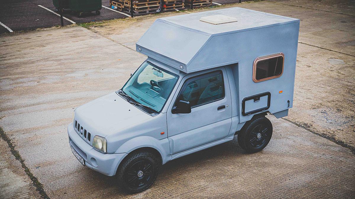 Suzuki Jimny - Top