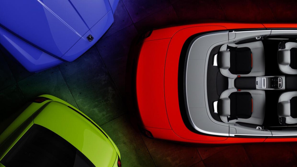 Rolls-Royce Neon Nights Color Trilogy