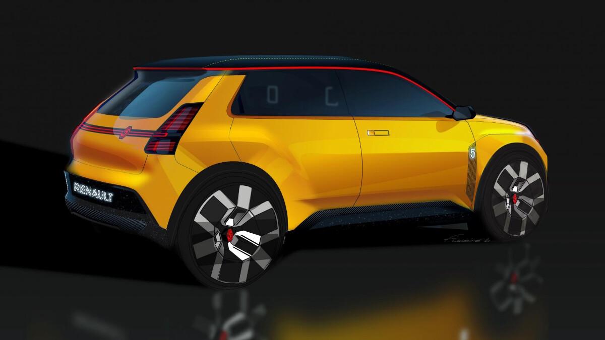 Renault 5 Protpotype - Concept