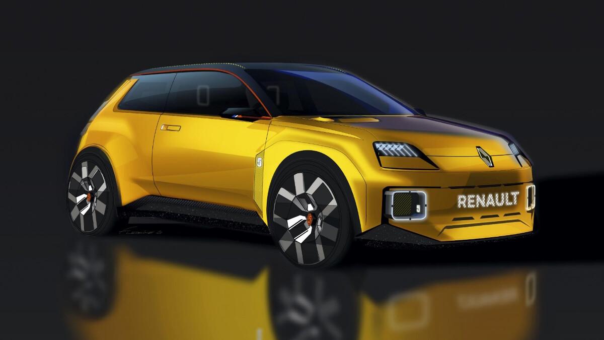 Renault 5 Electric Hatchback