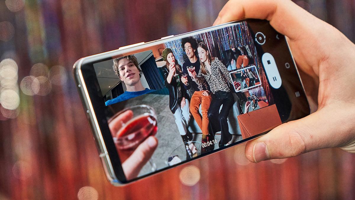 The Samsung Galaxy S21 Media Consumption