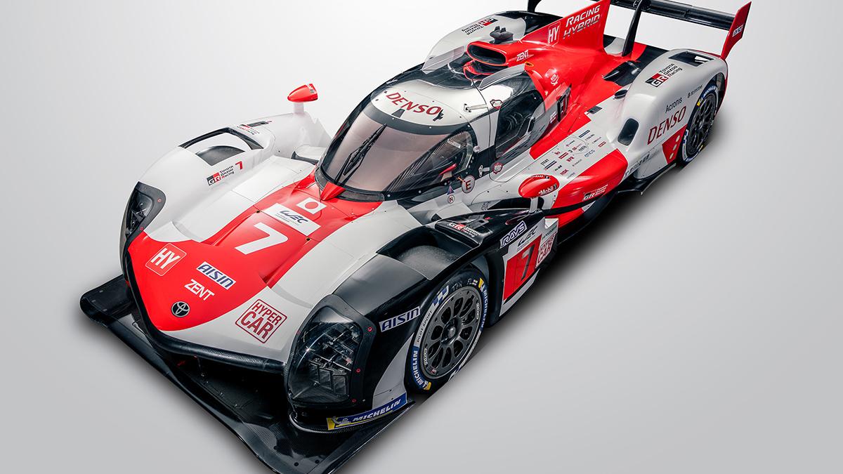 Toyota GR WEC - Top Profile