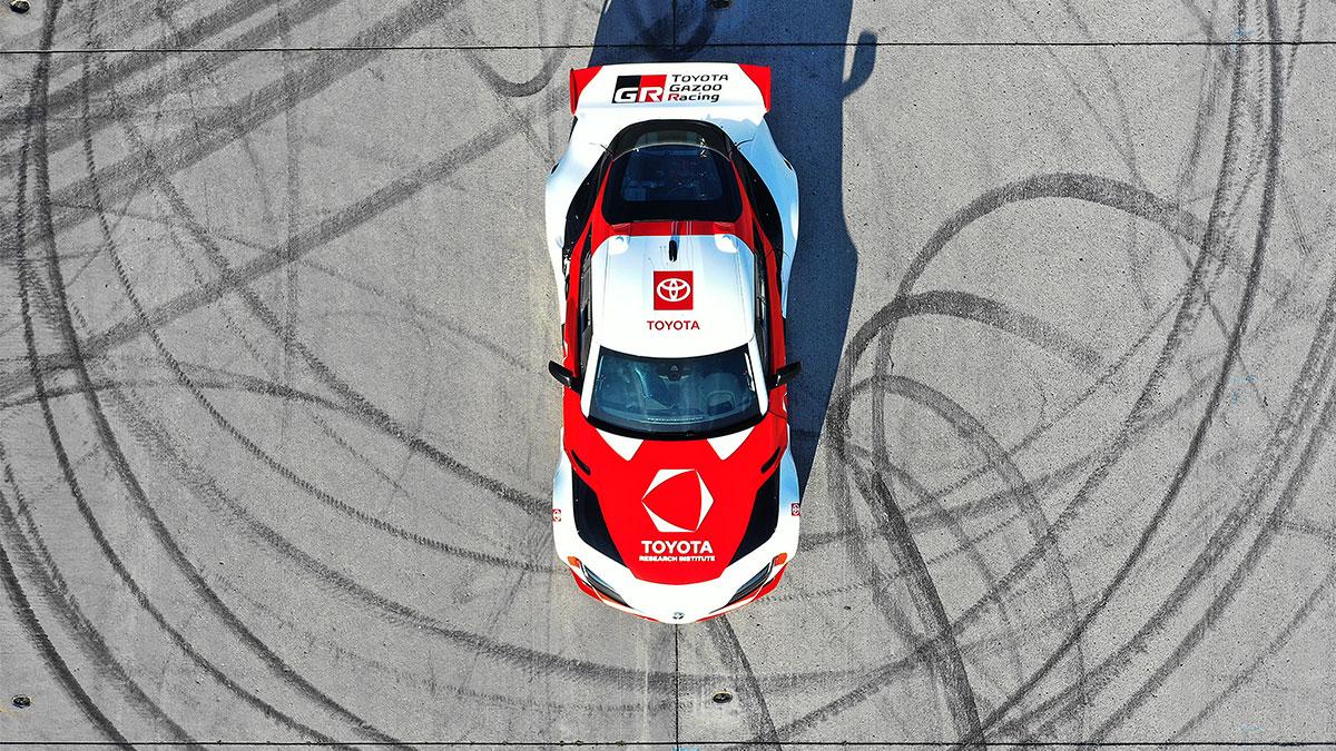 Toyota-Stanford University Vehicle Safety Technology