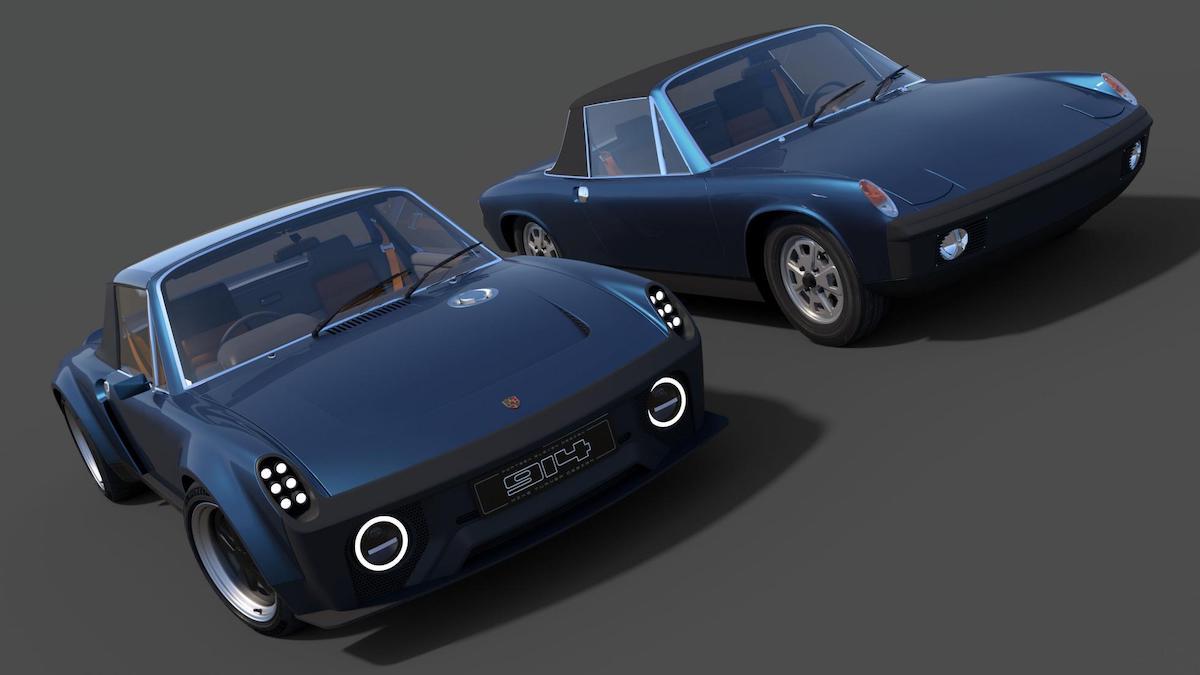 Porsche 914 Revival