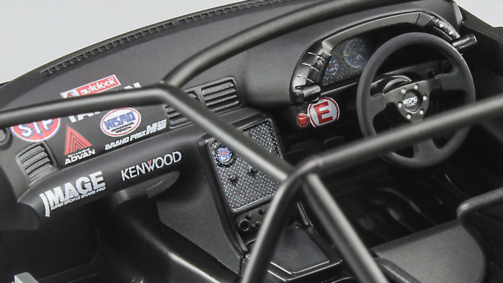 R32 Skyline GT-R Interior