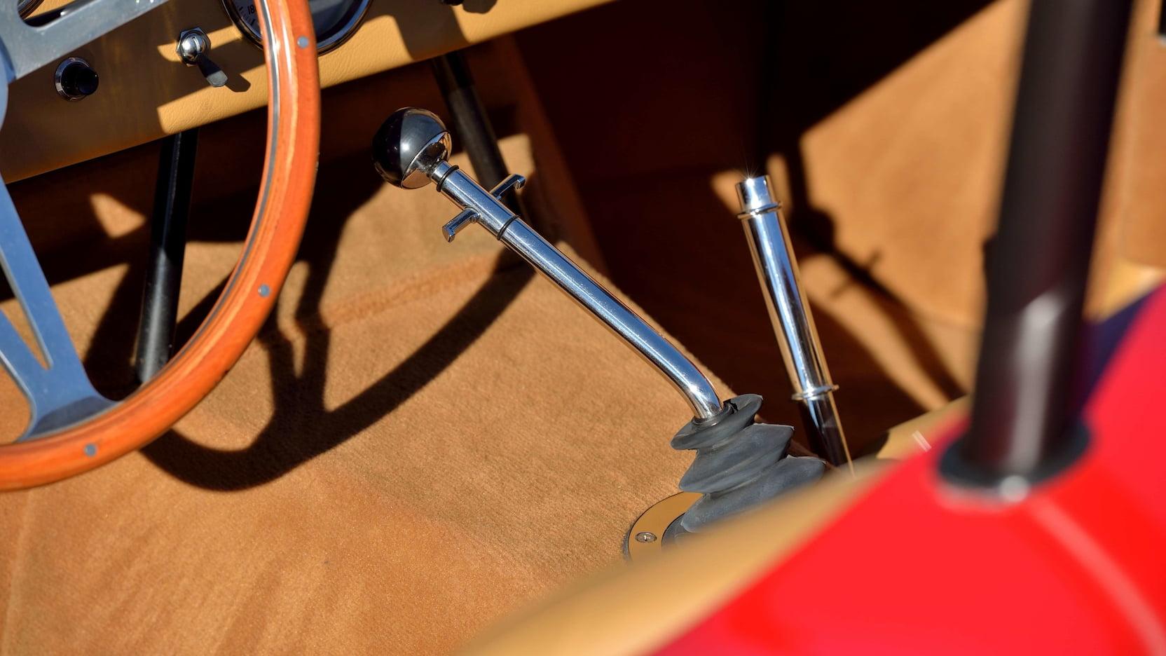 Shelby Cobra - Gear Shift