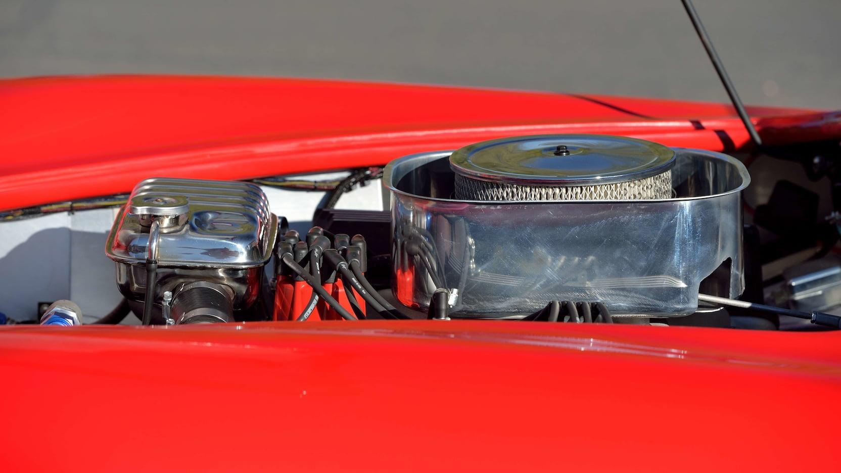 Shelby Cobra - Engine Alternate Angle