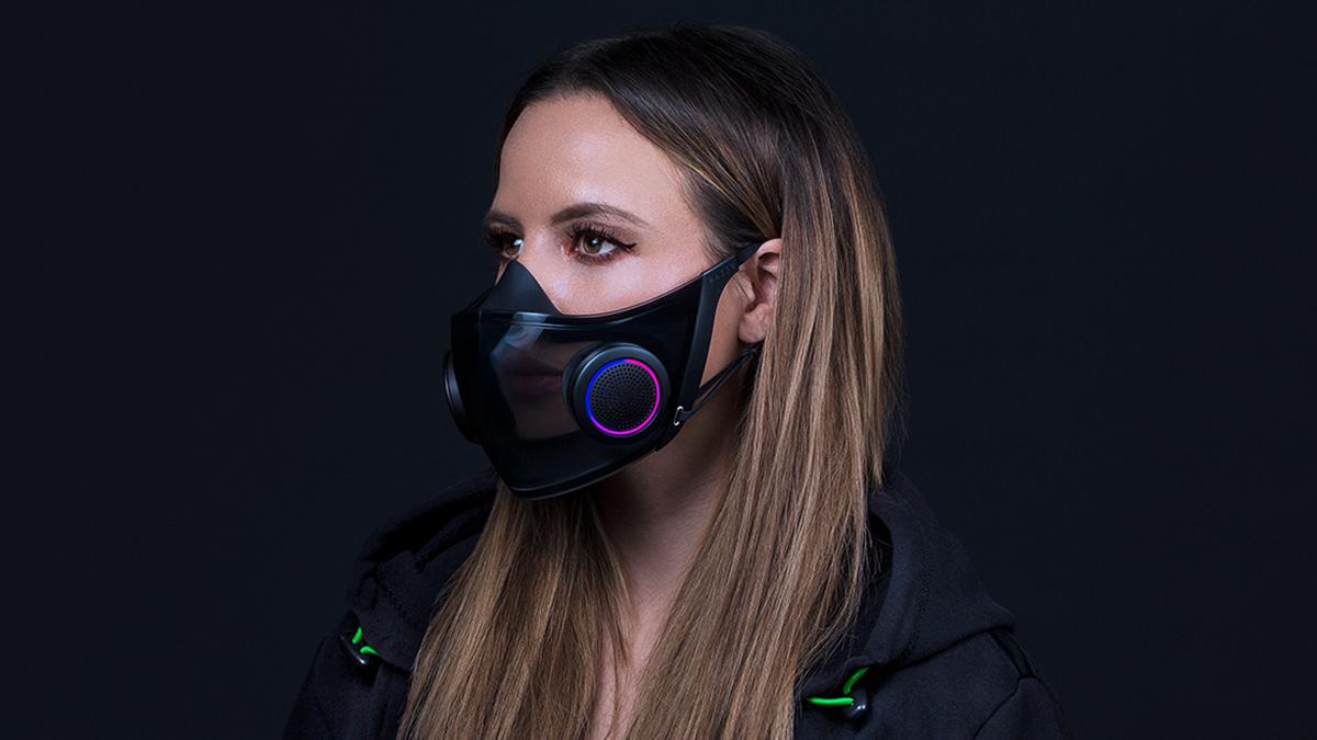 Project Hazel worn by a woman